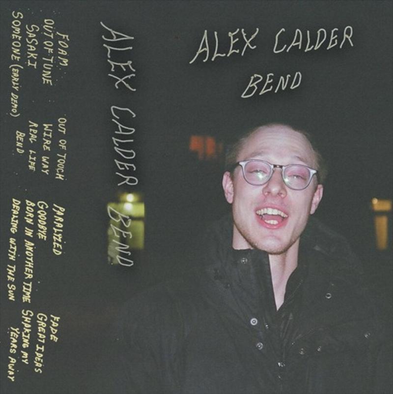 ALEX CALDER :Bend