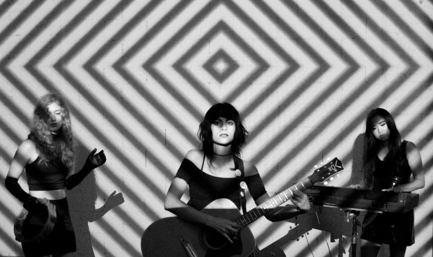 "L.A. Witch Releases Hazy Single ""Baby in Blue Jeans"""