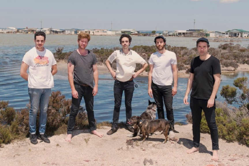 TODAY'S SONG: Rolling Blackouts Coastal Fever Reimagine Lyrical Structure with French Press